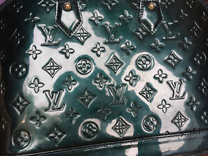 Lv bag alma vernis negotiable West Island Greater Montréal image 1