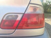 Bmw e46 convertible back light complete
