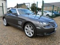 Chrysler Crossfire 3.2 ROADSTER (grey) 2004