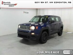 2016 Jeep Renegade   SUV 4WD Sport Low Mileage A/C Pwr Grp $162.