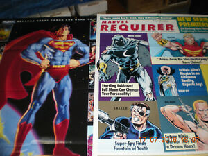 COMIC BOOK  POSTERS for Sale Cornwall Ontario image 2
