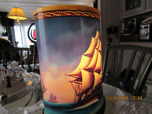 Beautiful Ship Motion Lamp. REDUCED    $125.00 Campbell River Comox Valley Area image 3