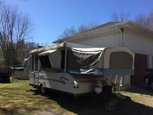 Jayco eagle 12ft tent trailer