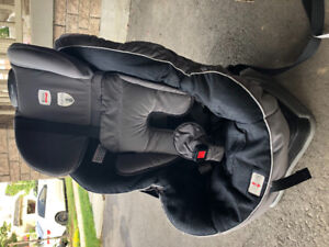 Car seat and toddler bed and safety gate for sale