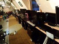 Large Amount of Television for Sale Wednesday, inc Samsung & LG Some working TVs Export