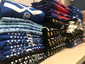 Custom hoodies and t-shirts for your sports team or event!