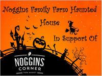 Noggins Family Farm Haunted House