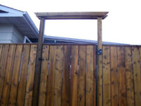 custom fence and deck early bird discount