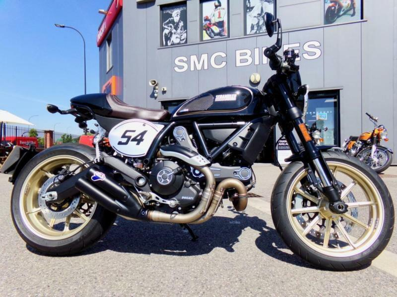 2017 Ducati Scrambler Cafe Racer Finance Options Available