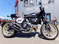 2017 Ducati Scrambler Cafe Racer - FINANCE OPTIONS AVAILABLE