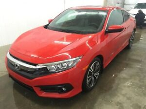 Honda Civic Coupe EX-T Turbo Toit Ouvrant Mags 2016