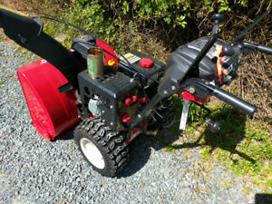 "Yard Machines 30"" Snowthrower 2014"