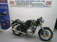 AJS CLUBMAN 125. ONLY 2720 MILES. STAFFORD MOTORCYCLES LIMITED