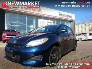2013 Toyota Matrix   Just Arrived