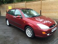 Ford Focus 1.6 AUTO,only 60k