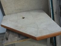 BLOWOUT Base for a Gas Stove / Fireplace $50.00