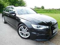 2012 Audi A6 3.0 TDI Quattro S Line 5dr S Tronic 1 Owner! Rear Camera! 5 doo...
