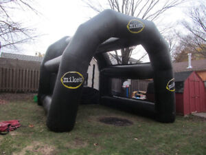 14' x 16' x 18' Commercial Inflatable +