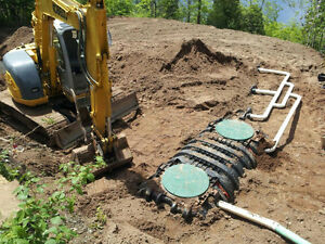 GBS Ltd: Septic Service, Draintile, Retaining Walls, Demolition