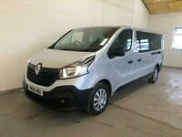 2016 Renault Trafic 1.6 dCi ENERGY 29 Business (s/s) 5dr (9 Seat)