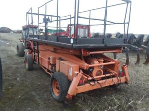 CISER LIFT-MASSEY FEGERSON- HOME MADE- KUBOTA