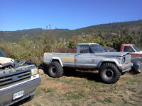 1980 Jeep Other Pickup Truck