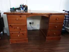 Work Desk (with drawers)