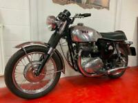 BSA 650 A65 CAFE RACER £8995 OFFERS PX TRIALS ROCKET GOLD STAR WHY