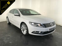 2014 64 VOLKSWAGEN CC GT BLUEMOTION TECH TDI 1 OWNER VW HISTORY FINANCE PX