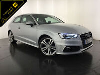 2012 62 AUDI A3 S LINE TDI DIESEL 1 OWNER SERVICE HISTORY FINANCE PX WELCOME