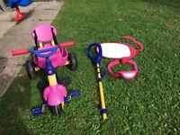Tricycle Littles tikes