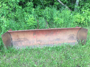 Snow plow blade for tractor or skidsteer,ford,case,bobcat