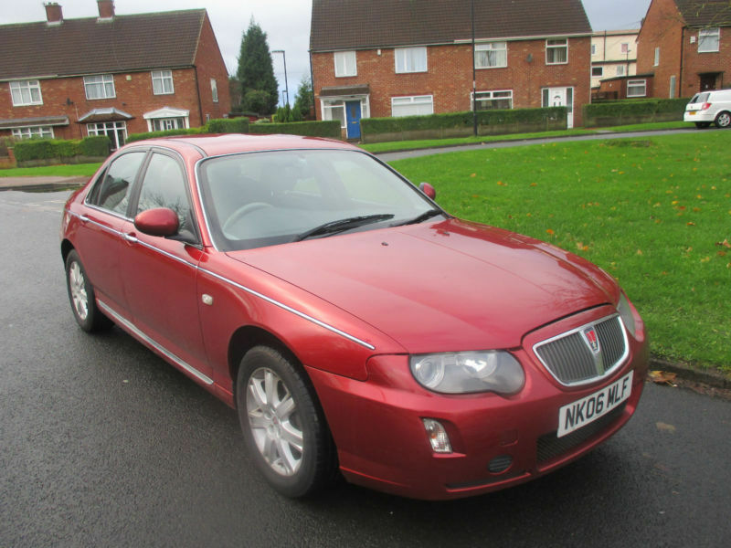 2006 rover 75 2 0 cdti classic diesel in newcastle tyne. Black Bedroom Furniture Sets. Home Design Ideas