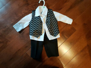 Brand new size 6-9 month baby boy suit