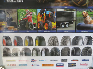 ROTHESAY ATV- TRAILER TIRES & PARTS