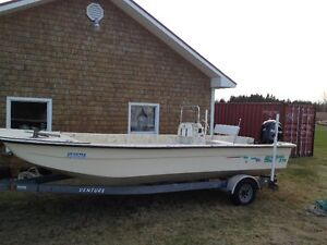 Carolina Skiff 24ft