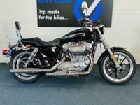 Harley-Davidson Sportster XL883 SUPERLOW ! LOW MILES ! STUNNING