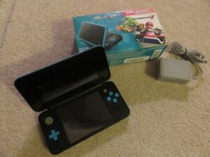 Nintendo 2DS XL with case