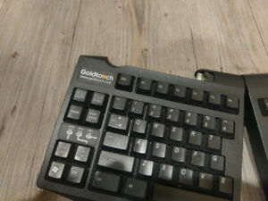 Goldtouch Keyovation Split Ergonomic Keyboard Model SKR-4200U
