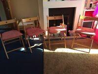 IKEA folding standing table