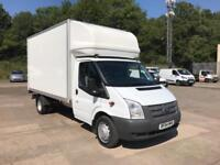 Ford Transit Luton Tail Lift Tdci 125Ps [Drw] DIESEL MANUAL WHITE (2014)