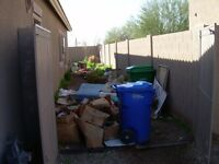 Junk removal services..special spring cleaning deals!