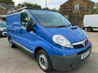 2015 Vauxhall Vivaro 2.0CDTi 115ps 2900 SWB GENUINE 34K FSH NO VAT SUPERB!