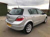 2006 Vauxhall Astra 1.8 i 16v Design Hatchback 5dr Petrol Automatic (187