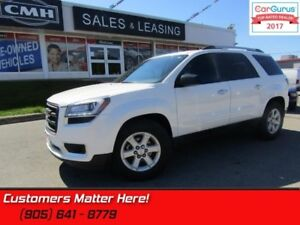 2015 GMC Acadia SLE1  AWD, CAMERA, 8-PASS, BLUETOOTH, STEERING A