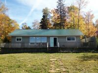 Cottage for rent in Goulais River