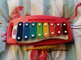 Little tikes instrument
