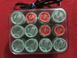 Hot Roller Hair Curlers or Hot Curling Brush
