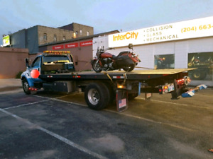 Randy's towing and fletdeck services