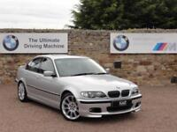 BMW E46 325i M Sport Saloon, Manual, 2004, 50k Miles, 2 Owners, FSH